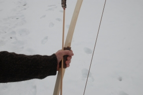 Holmegaard bow handle